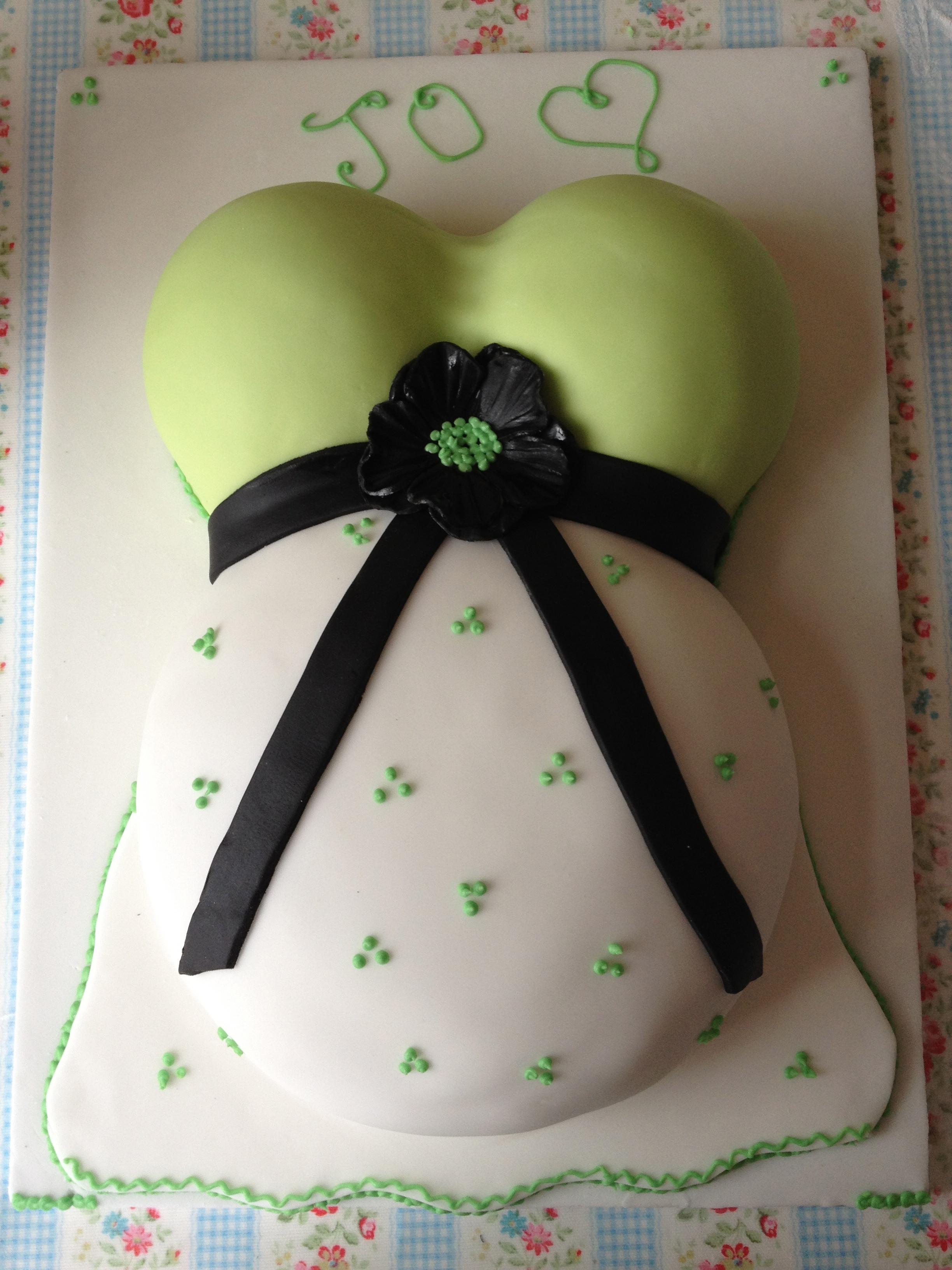 Baby bump cake make bake amp sew