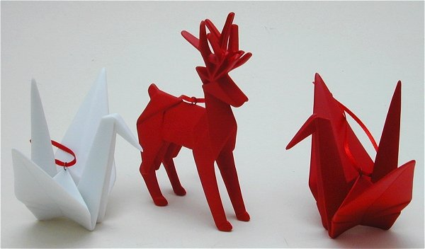 origami-ornament | Make Bake & Sew